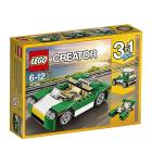 Decappottabile verde - Lego Creator (31056)