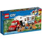Pickup e Caravan - Lego City (60182)