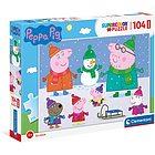 Puzzle Maxi 104 Pz Peppa Pig (23752)