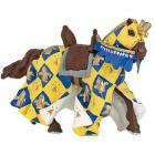 Cavallo medievale blu (39755)