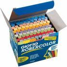 Gessi per lavagna 100 pezzi Colorati Robercolor