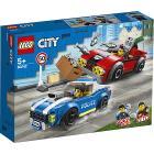 Arresto su strada della polizia - Lego City (60242)