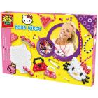 Hello Kitty- Set perle da stirare, 1.500 pezzi