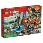 L'evasione del T. rex - Lego Juniors Jurassic World (10758)