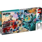 Camion dei pompieri Phantom 3000 - Lego Hidden Side (70436)