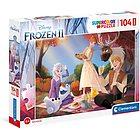 Puzzle Maxi 104 Pz Frozen 2 (23757)