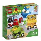 I miei primi veicoli - Lego Duplo Mattoncini (10886)