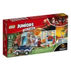 La grande fuga dalal casa. Incredibles - Lego Juniors (10761)