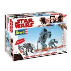 Heavy Assault Walker del Primo Ordine Star Wars 8