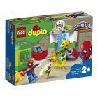 Spider-Man contro Electro - Lego Duplo (10893)
