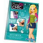 Crazy Chic Fashion Sketchbooks - Casual (15764)