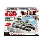 Astronave Build & Play Millenium Falcon (Star Wars The Last Jedi) (RV06765)