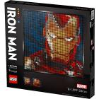 Iron Man - Marvel Studios - Lego Art (31199)