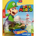 Luigi Hot Wheels Mario Bros ( FGK33 )