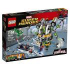 Spider-Man: la trappola tentacolare del Dottor Octopus - Lego Super Heroes (76059)