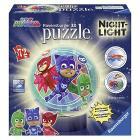 PJ Masks Puzzleball lampada notturna (11773)