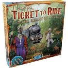 Ticket to Ride. Espansione: The Heart of Africa