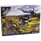 Aereo Spitfire Mk.Xivc & Typhoon Mk.Ib Include 2 Modelli (AC12512)