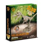 Dino Excavation Kit Velociraptor (Cl736K)
