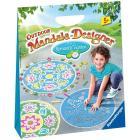 Romantico giardino - Outdoor Mandala (29779)