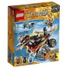 La moto ombra di Tormak - Lego Legends of Chima (70222)