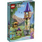 La torre di Rapunzel - Lego Disney Princess (43187)