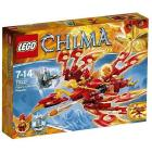 La fenice di fuoco di Flinx - Lego Legends of Chima (70221)