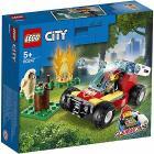 Incendio nella foresta - Lego City (60247)