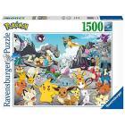 Pokemon - Classic Puzzle 1500 Pz