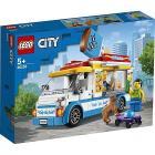 Furgone dei gelati - Lego City (60253)