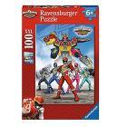 Puzzle Power Rangers 100 pezzi XXL (10789)