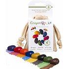 Crayon Rocks 8 pastelli a cera a forma di sasso (CRK-C08)