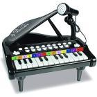 Piano Elettronico 24 Tasti Con Microfono