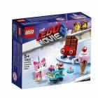 Gli amici di Unikitty più dolci di sempre! - Lego Movie 2 (70822)