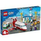 Aeroporto centrale - Lego City (60261)