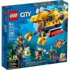 Sottomarino da esplorazione oceanica - Lego City (60264)