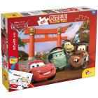 Puzzle Double Face Plus 108 Cars