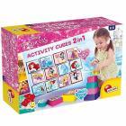 Princess Activity Cubes Castelli delle Principesse (67985)