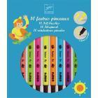 10 Pennarelli Pop colours (DJ08799)