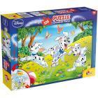 Puzzle Double Face Plus 108 Carica 101