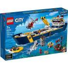 Nave da esplorazione oceanica - Lego City (60266)