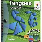 Tangoes Animals: Magnetic Travel Game for 1 Player