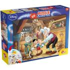Puzzle Double Face Plus 108 Pinocchio