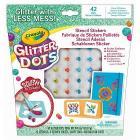 Glitter Dots Adesivi (04-0802)