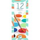 12 Colori Acquerelli (DJ08803)
