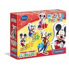3, 6, 9, 12 My First Puzzles Mickey Mouse Club House (20803)