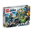 Avengers - Attacco della Speeder Bike - Lego Super Heroes (76142)