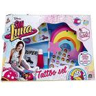 Soy Luna Tattoo Set (YLU10001)