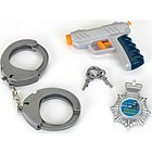Set Polizia 3 Pezzi
