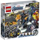 Avengers - Attacco del camion - Lego Super Heroes (76143)
